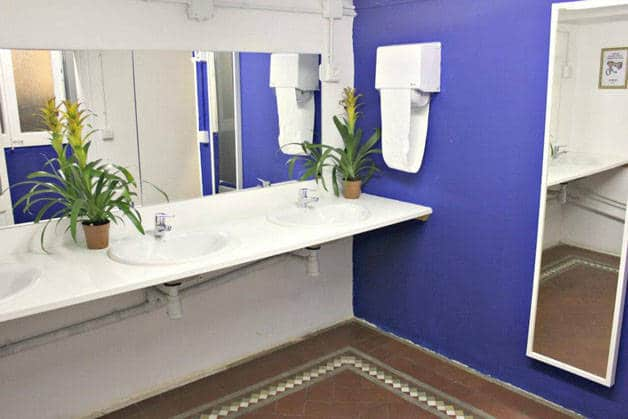 the Hipstel bagno