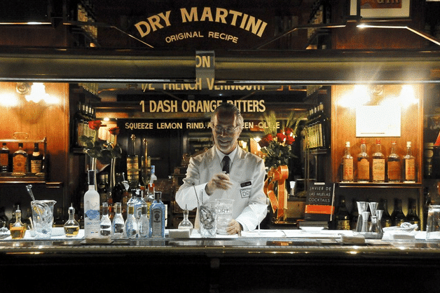dry-martini weekend glamour