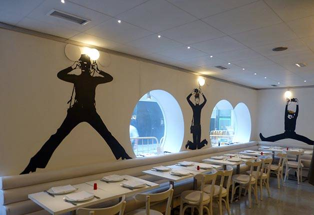 flash flash ristorante dal design originale