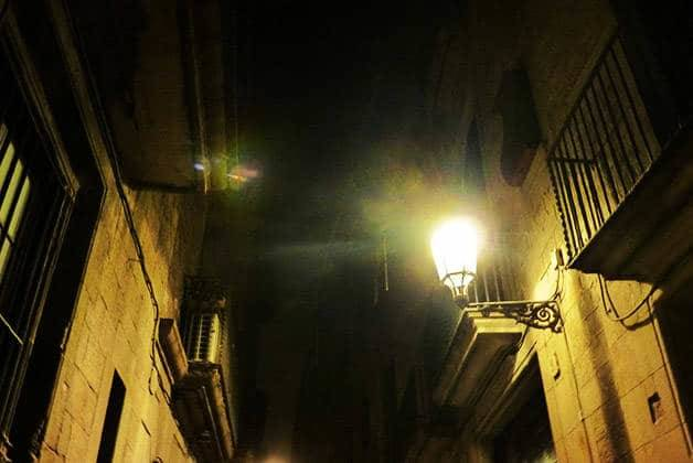 Ghost Walking Tour strade buie