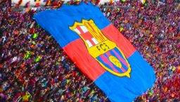 Calendario del FC Barcellona Camp Nou