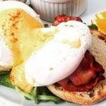 brunch Avenue uova alla benedict