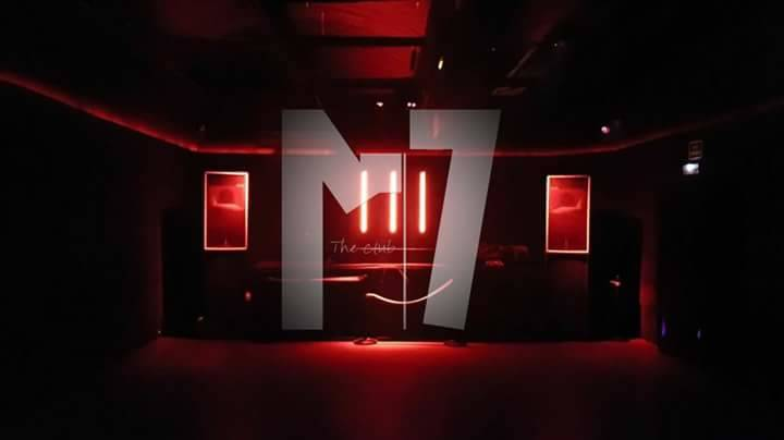 club musica elettronica M7