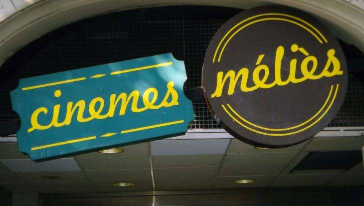 cinema di Barcellona melies versione originale